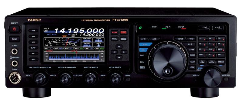 Yaesu FTDX-1200
