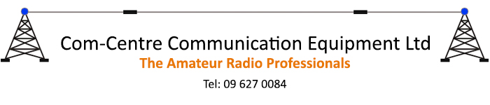 Com-Centre Communiction Equipment Limited Retina Logo