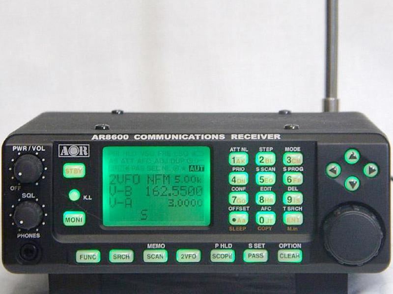 AOR-AR8600