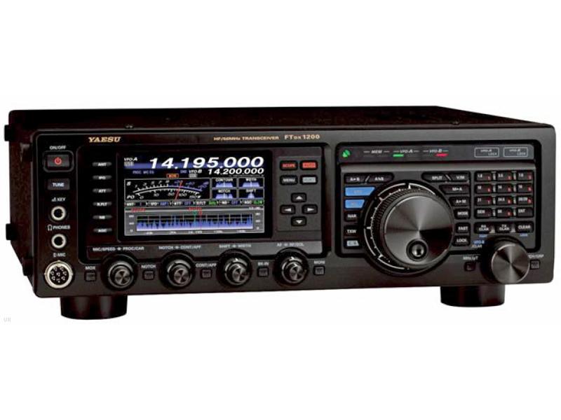 Yaesu FTDX 1200